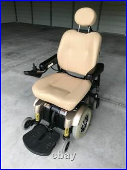 Jazzy 1121 Electric Mobility Scooter Electric Wheel Chair