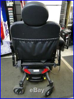 Jazzy Elite 14 Electric Mobility Scooter Wheelchair Power Chair with Charger