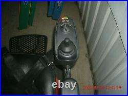 Jazzy Select Elite mobility scooter power chair