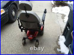 Jazzy mobility scooter, new batteries
