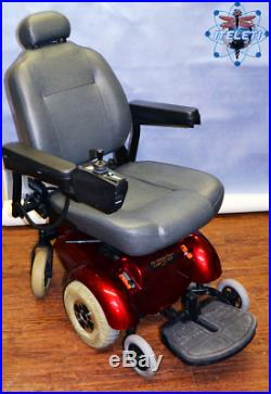 Jet 3 Pride Mobility Electric Power Wheelchair Jazzy with Brand NEW Batteries