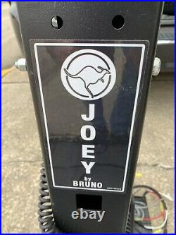 Joey Lift For Mobility Scooter Or Power Wheelchair VSL-4000HW By Bruno Pick Up
