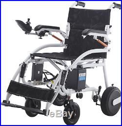 Light Weight Electric Wheelchair Folding Portable Mobility Scooter Wheel chair