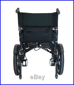 Lightweight Electric Wheelchair Motorized Power Chair Folding Mobility Scooter