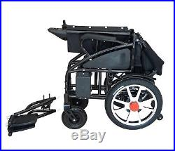 Lightweight Folding Mobility Scooter Electric Power Wheelchair Automatic Chair