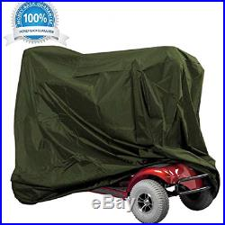 Loofeng Waterproof Mobility Power Assisted Scooter Motorized Wheelchair Cover