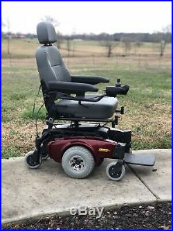M51 Pronto Power Chair Electric Wheelchair Excellent Mobility Scooter Batteries