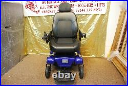 Merits Regal Electric Mobility Power Wheelchair Scooter 300lb Capacity