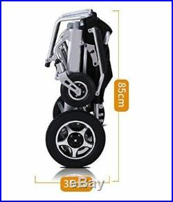 Mobile Lightweight Electric Power Wheelchair Medical Mobility Scooter FDA Apprvd