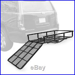 Mobility Carrier Wheelchair Electric Scooter Disability Medical Rack Hitch Ramp