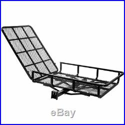 Mobility Carrier Wheelchair Ramp Electric Scooter Rack Hitch Disability Medical