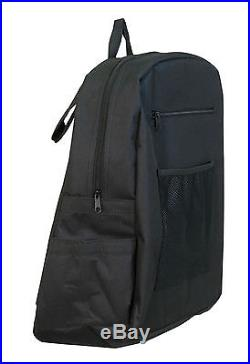 Mobility Disability Deluxe Lined Wheelchair Pram Multiple Storage Bag #VA136SS