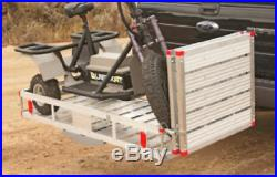 Mobility Foldable Carrier Hitch XXLarge Rack Ramp Heavy Duty Wheelchair Scooter