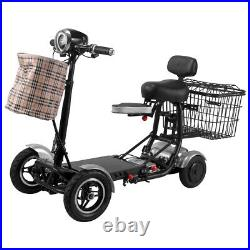 Mobility Scooter Compact mobility Electric Powered Wheelchair