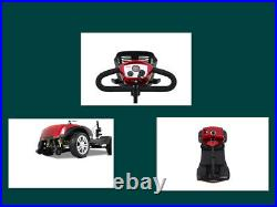 Mobility Scooter Wheel Chair Folding Device Electric Powered 4 Wheels Compact