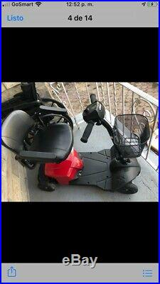 Mobility chair electric scooter wheelchair