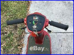Mobility scooter Golden 3000 Red