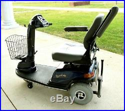 Mobility scooter Rascal 600 workhorse seat lift 400 lb rated best scooter built
