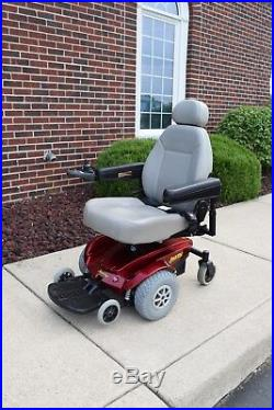 Mobility scooter power chair Jazzy Select GT new batteries great condition