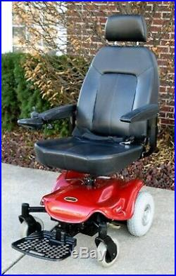 Mobility scooter power chair Shoprider Streamer new batteries nice chair