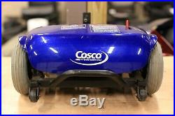 Motor, Brake, Transaxle, Wheels, Tires Assembly for Cosco Mobility Scooter