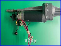 Motor, Brake, and Transaxle Assembly for a Rascal Mobility Scooter #F696