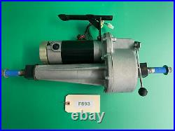 Motor, Brake, and Transaxle Assembly for the Pride Rally Mobility Scooter #F693