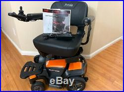 NEW Electric Wheelchair Electric Scooter Electric Mobility chair Pride