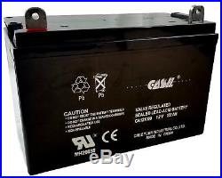 New CA121000 45978 12V 100AH 90AH Battery Scooter Wheelchair Mobility Deep Cycle