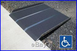 New CodyCo Aluminum Wheelchair Mobility Scooter Access Loading Ramp 3ft X 30