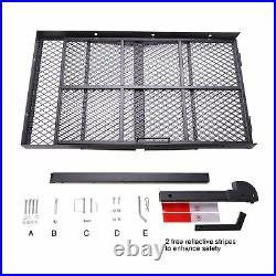 OMT Mobility Carrier Wheelchair Scooter Rack Disability Medical Ramp Hitch Steel