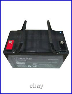 PAIR 12v 100AMP EXTRA HEAVY DUTY GEL MOBILITY SCOOTER WHEELCHAIR BATTERIES