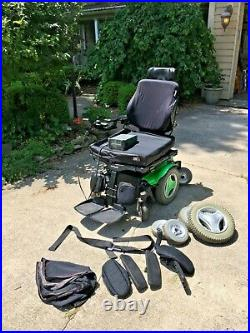 PERMOBIL M300 Motorized Mobility Wheelchair Scooter ESTATE FRESH RECENT SERVICE