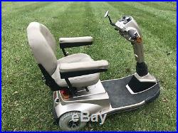 PRIDE LEGEND ELECTRIC MOBILITY SCOOTER 3-WHEEL Full Size Power Wheelchair