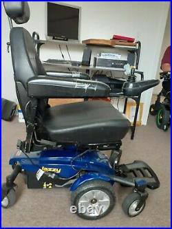 PRIDE MOBILITY JAZZY SELECT 6 Power Wheelchair with6 in. Power elevated seat