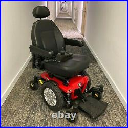 PRIDE MOBILITY Jazzy 600 ES Power Wheelchair Used for Less Than 2 Months