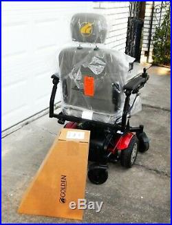 Power Chair electric Wheelchair scooter Mobility Golden Compass Sport GP605