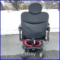 Power Wheelchair Pride Mobility J6 Electric Motorized With Charger GREAT COND