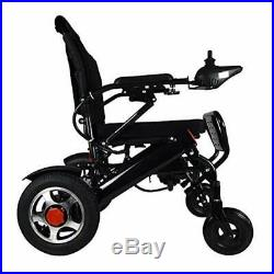 Premium Lightweight ComfyGo Mobility Fold Electric Power Scooter Wheelchair