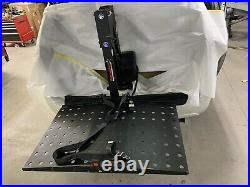 Pride Backpacker Plus Interior Lift for Mobility Scooter, Power Chair Wheelchair