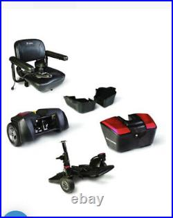 Pride Go-Chair Electric Wheelchair (Mobility Scooter) For Home Or Travel