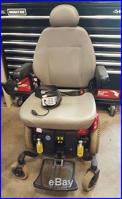 Pride Jazzy 614 Hd Power Wheel Chair Mobility Scooter Rascal Jet Companion
