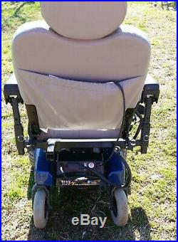 Pride Jazzy Power Mobility Chair Motorized Scooter Electric Wheelchair