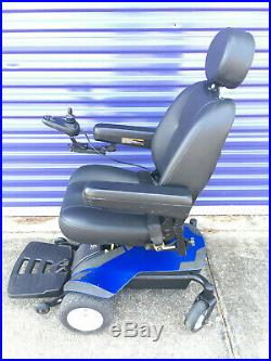 Pride Jazzy Select Elite Mobility Scooter Power Chair Wheelchair 300lb limit