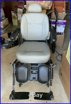 Pride Jazzy Select Power Mobility Chair Scooter TSS-300 300 lbs Weight 18 wide