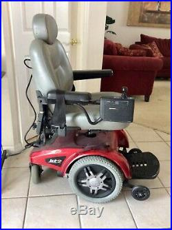 Pride Jet 2 Power wheelchair Scooter Mobility NO RESERVE