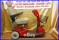Pride Mobility All-Terrain Scooter Wheelchair 3-Wheel Excellent condition