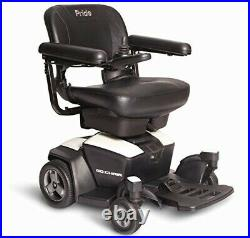Pride Mobility Go-Chair Wheelchair White, Used in Great Condition