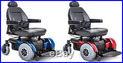 Pride Mobility Jazzy 1450 Bariatric Electric Power Chair Wheelchair 600Lbs NEW