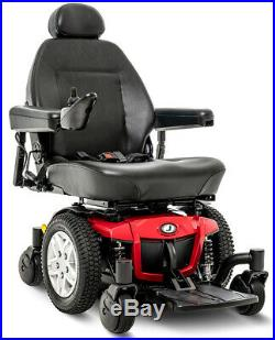 Pride Mobility Jazzy 600 ES Mid Wheel 6 Electric Power Chair Wheelchair NEW